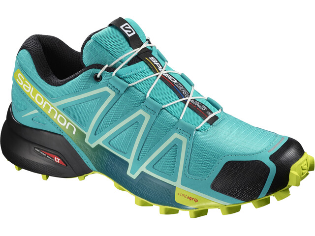 Salomon Speedcross 4 Löparskor Dam turkos